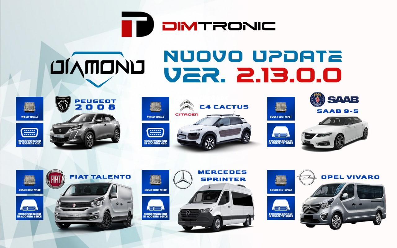 Dimtronic Update 2.13.0.0